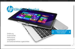 Notebook-Tablets : Convertible oder Revolte