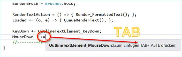 WPF: Add an event function to a UIElement or UserControl