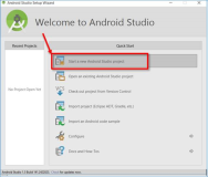 Android Start: Erstellen einer Android App   in Android Studio