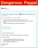 Achtung Paypal  We ve limited access to your PayPal account‏