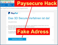 Paysecure Paypal scam