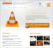 Library: VideoLAN Open Source Basis Library für Streaming und Darstellung