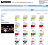 Sound Collections bei Magix Video Delux