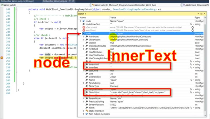 C#: Read a Web page asynchronously with WebClient @ CodeDocu
