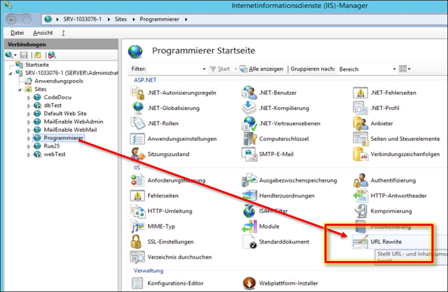 IIS Tutorial: Change the website from http to https