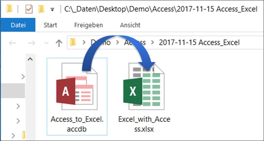 Dynamically evaluate Access with Excel