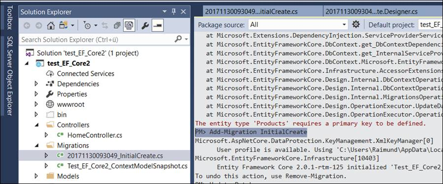 entity framework tutorial youtube