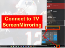 Screenmirroring: Trouble connecting TV devices