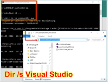 How to find lost Visual Studio Installations on your Computer