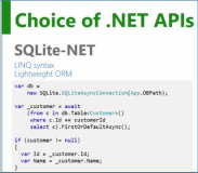 UWP: SQLite Database Universal Windows app