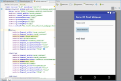 Android Java: AVM Fritz box login
