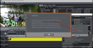 10 Windows Update problem: MAGIX video Deluxe registration
