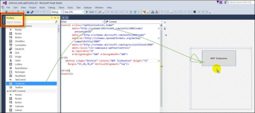 WPF control in a Windows Forms application