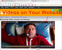 How To: Videos for your own website