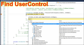 WPF: Finding userControl in runtime