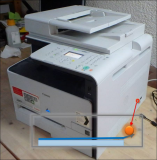 Printer: Repair the Paper Jams on Printers at Feeder