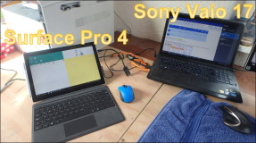How good is a new Surface Pro 4 and is it Worth to change from an Old Notebook?