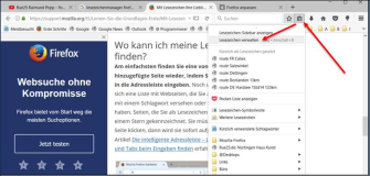 Bookmarks Manager for Firefox