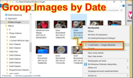 Download: Group Images and Videos into Subfolder by Date   Version 1.0.0.19