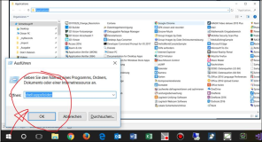 Folder: AppsFolder Installed applications on Windows 10