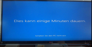 Repair Windows 10 with a new repair installation