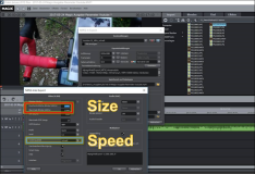 Magix Video Deluxe: Parameters for Youtube