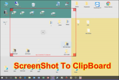 Download: ScreenShot to Clipboard Version 14