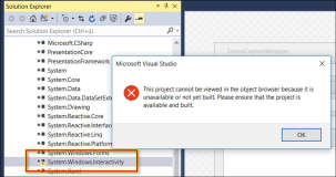 WPF: System.Windows.Interactivity is broken or missing
