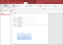 MS Office Access: Sending emails directly from the Office application without Outlook