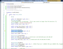 EF: Update Migration Type Mappings. Which C # variable types are to which SQL server field types