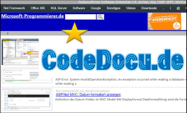 Relaunch CodeDocu.de