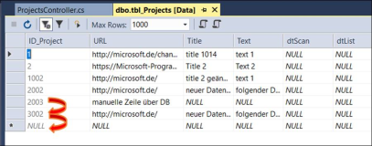 Problem ASP.Net: ID is increased by 1000