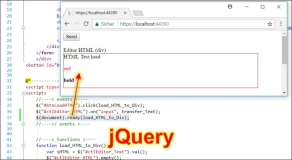 Execute jQuery: function after loading a page