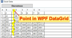 WPF Datagrid: Column is not displayed