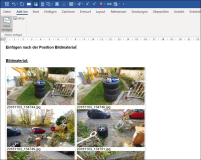 Code: Word Addin with photos resize and paste in Word