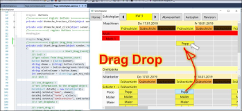 WPF: Drag Drop Example