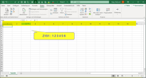 Change Excel Adress Z1S1 R1C1 row column to A1