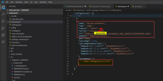 How to debug a webpart in VS Code with the Microsoft Browser