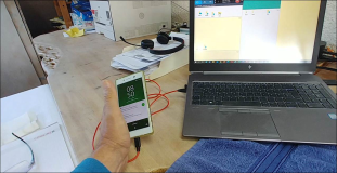 Xamarin: Debugging a real smartphone on the USB cable