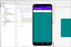 Android Code: Tabbed Activity with different fragments