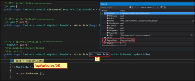 ✅ Solved: Asp.Net Core Controller does not trigger ID auf